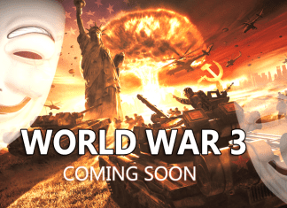 """Hacktivist Group Anonymous Warns The World: """"World War 3 is Coming Soon"""""""