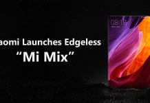 Xiaomi Blows Minds With The Mi Mix, An Edgeless Smartphone