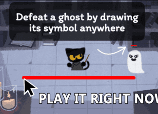 Have You Played This Year's Halloween Google Doodle? It Is Awesome!