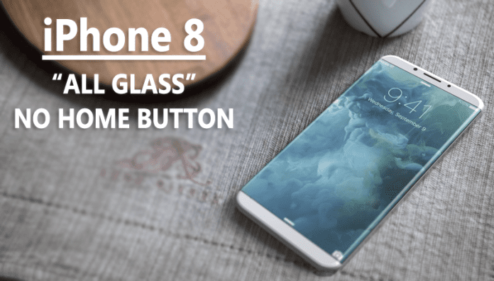 Apple's iPhone 8 To Be