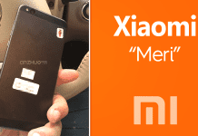 "Xiaomi ""Meri"" Spotted On Bench-Marking Website, Images Leaked!"