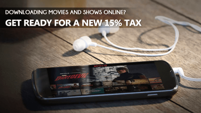 Get Ready To Pay 15% Service Tax On Online Downloads