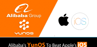 Alibaba's YunOS To Beat Apple's iOS In China