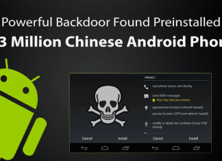 Another Pre-Installed Backdoor Found On 3 Million Chinese Android Devices