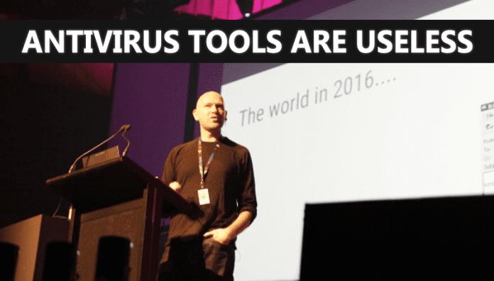 Antivirus Tools Are Useless, Says Google's Security Engineer