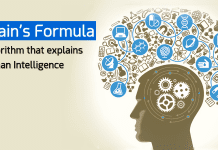 Brain's Formula: Algorithm That Explains Human Intelligence