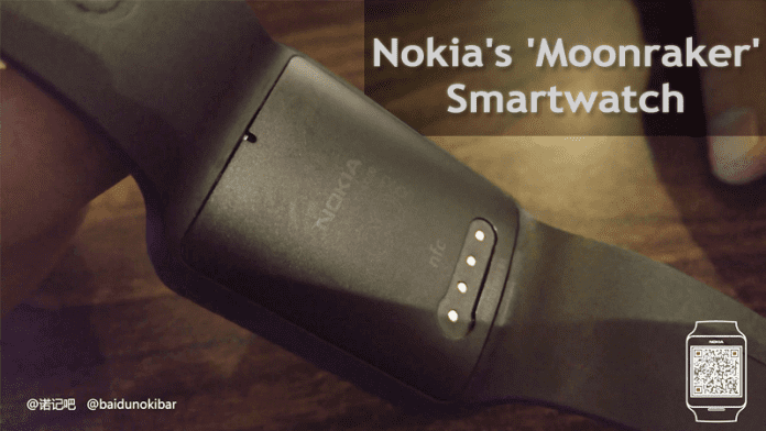 Canceled Nokia Moonraker Smartwatch Shown Off In New Video