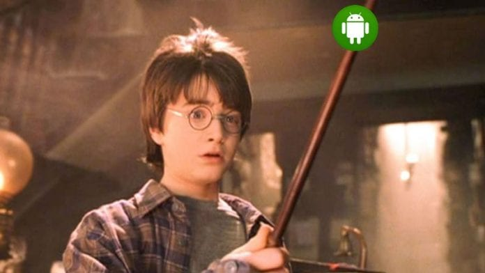 Cast Harry Potter spells using Android
