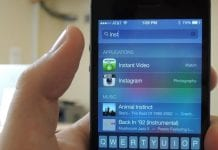 How to Clear Spotlight Search History in iPhone
