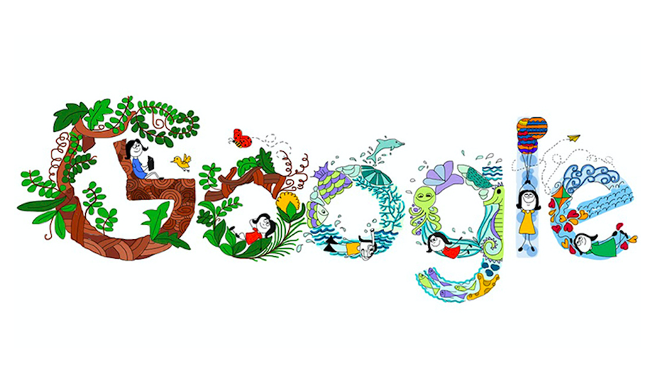 """11 Year Old Pune Girl Wins """"Doodle 4 Google"""" 2016 Contest"""