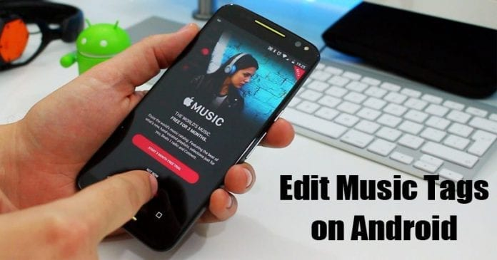 How to Edit Music Tags on Android Phone