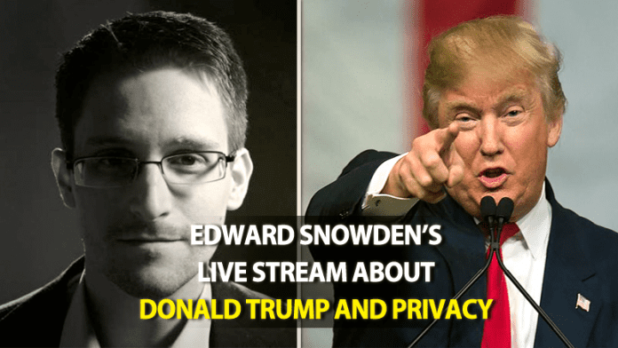 Edward Snowden Will Discuss About