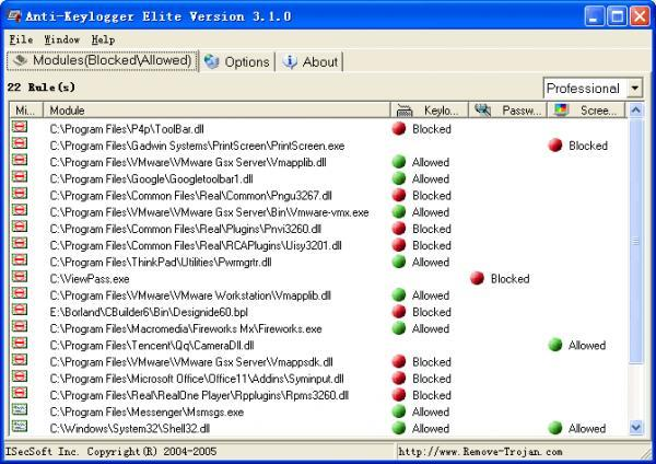 Elite Anti Keylogger