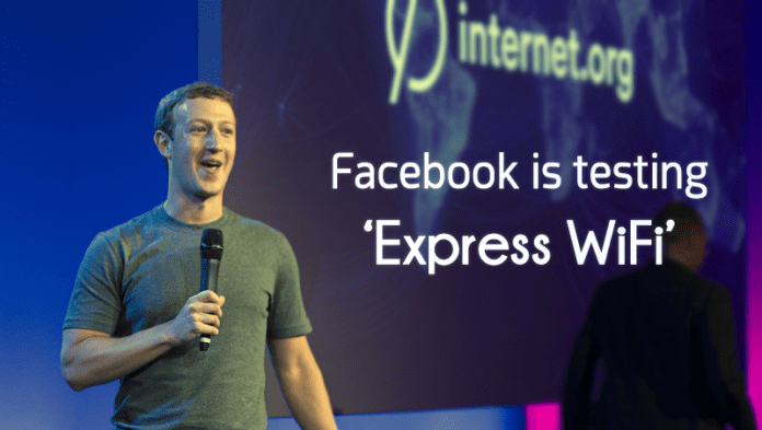 Facebook Is Testing