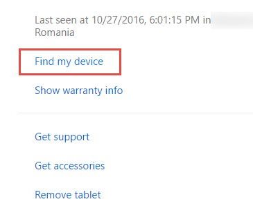 Find Your Lost or Stolen Windows 10 Devices
