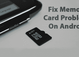 How to Fix Android is Unable to Format SD Card Problem