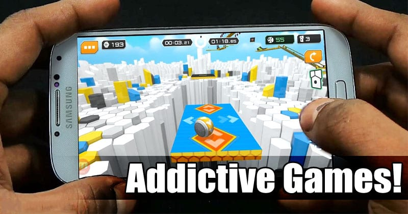 25 Best Free Addictive Android Games Of All Time