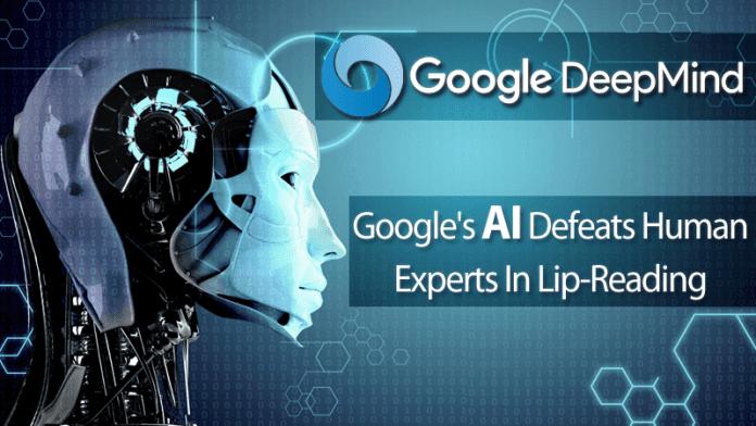 Google's AI Defeats Human Experts In Lip-Reading