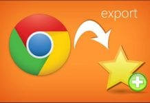 How to Import or Export Bookmarks in Google Chrome