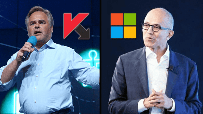 Kaspersky Accuses Microsoft Of Playing Dirty With Antivirus Apps