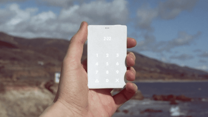 With A Nano-Sim And USB Port, Meet Anti-Smartphone