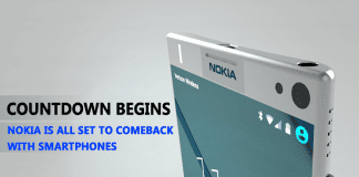 Nokia Is All Set To Comeback With Smartphones In 2017