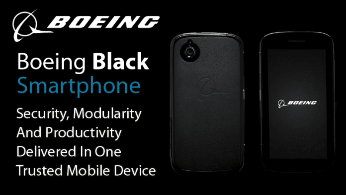 NSA Starts Testing Of Boeing's Self-Destructing Smartphone