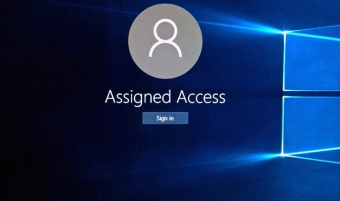 How to Easily Put a Windows PC into Kiosk Mode With Assigned Access
