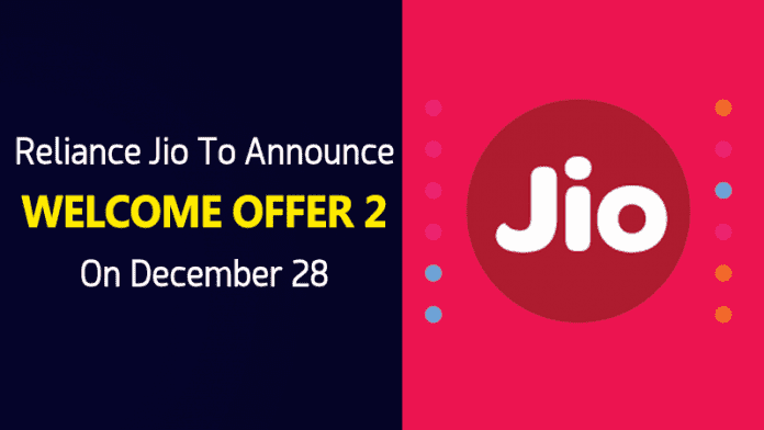Reliance Jio To Make Big Announcements on December 28