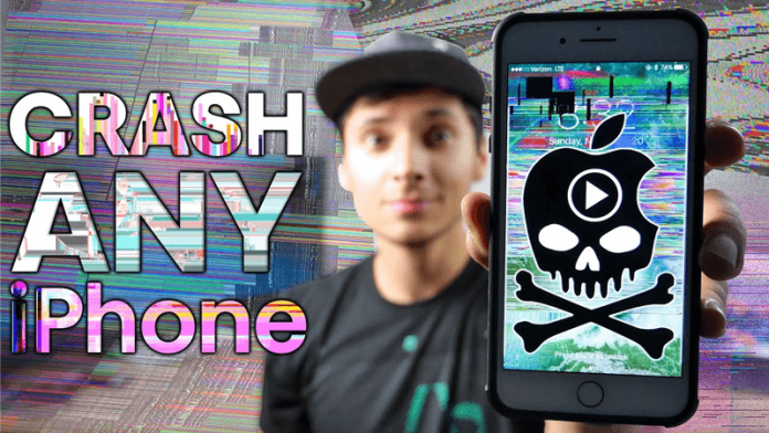 This Video Link Can Crash Any iPhone In Seconds