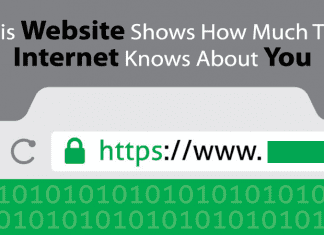 This Website Shows How Much The Internet Knows About You