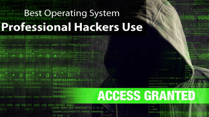 Top 10 Best Operating System Professional Hackers Use
