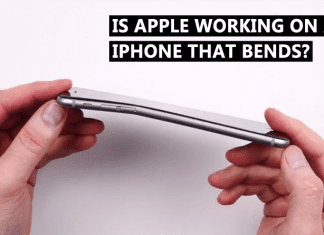 Is Apple Working On A Bendable and Foldable iPhone?