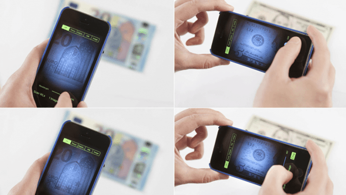 This iPhone Camera Can See What You Can't