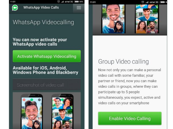 Attention! Don't Click the Fake WhatsApp Video Calling Link