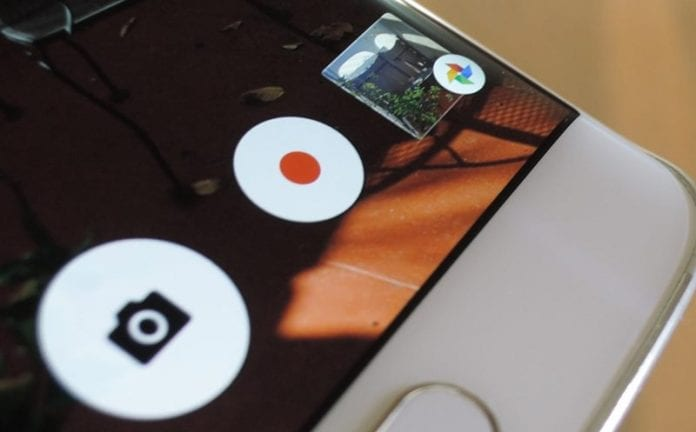 Add a Google Photos Shortcut to your Android's Camera App