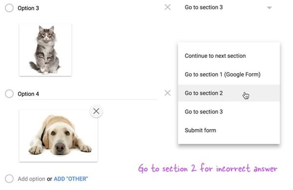 Add a Picture Password to your Google Forms