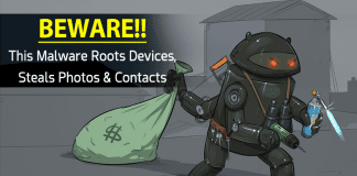 Android Devices Under Attack As New Malware Can Root Devices & Steal Passwords