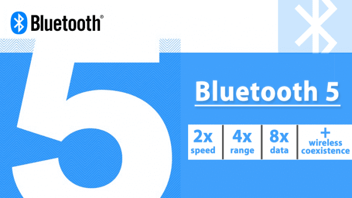 Bluetooth 5 Is Now Available To Device Manufacturers