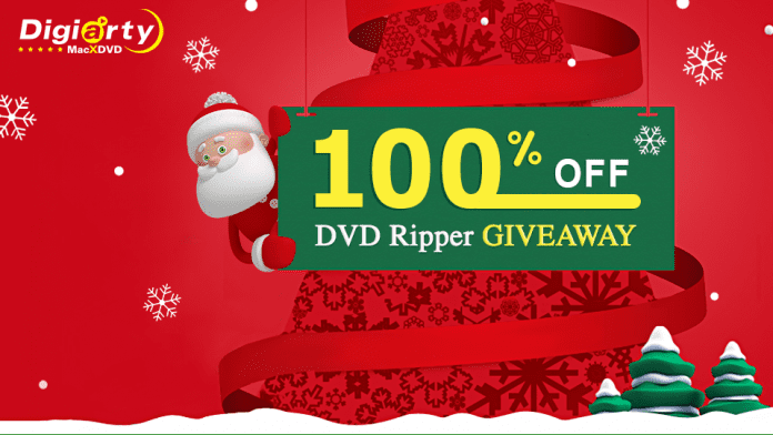 Christmas Gift - Best DVD Ripper for Mac is Now Free for TechViral Readers