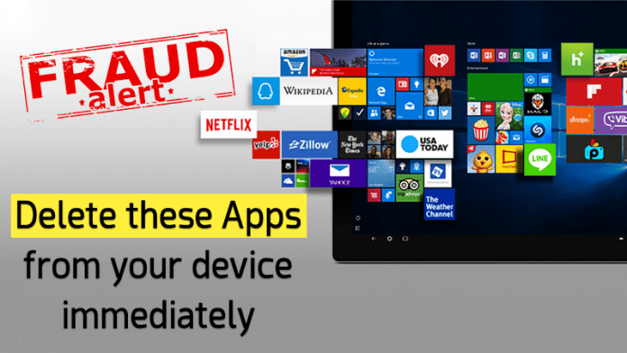 Cyber Fraud Alert!! Delete These 4 Apps From Your Smartphone Immediately