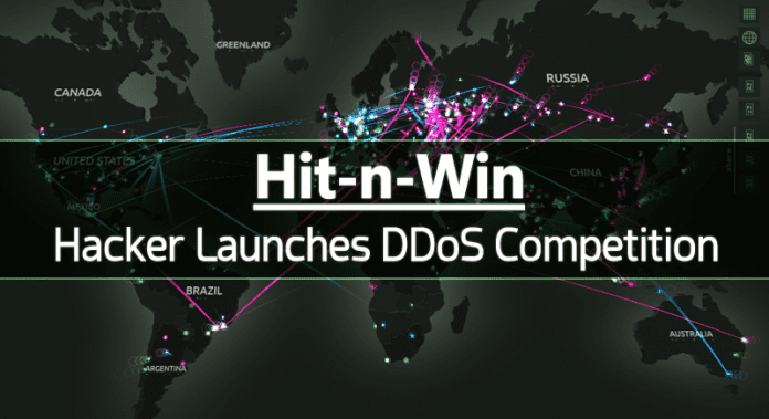 Hackers Are Giving Out Prizes For DDoS Attacks
