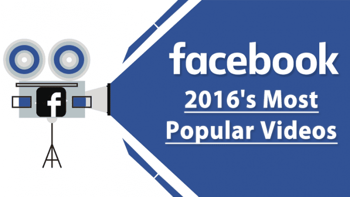Facebook Just Announced 2016's Most Popular Videos