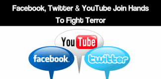 Facebook, Twitter And YouTube To Join Forces On Takedown Of Terror Content