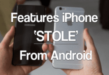 5 Best Features That iPhone 'Stole' From Android This Year!