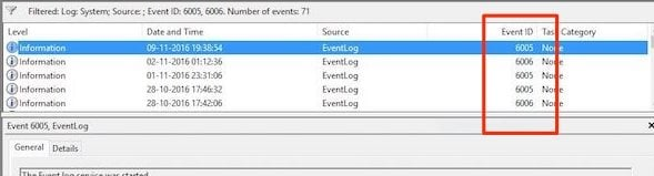 Find If Someone Logged Into Your Windows PC At A Given Time