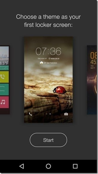 GO LOCKER 1 - How To Create Your Own Lock Screen On Android