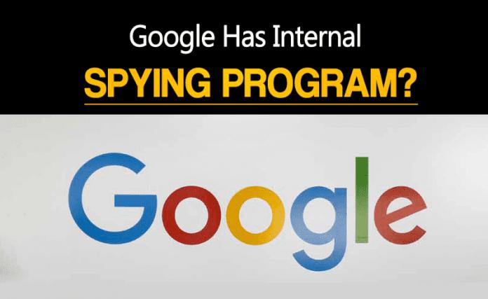 OMG! Google Has Internal