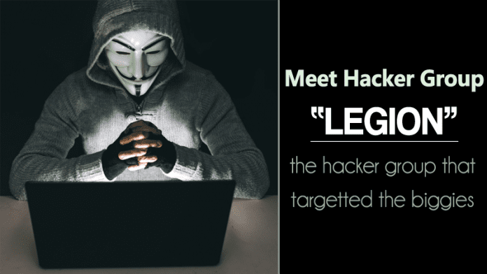 Hacker Group Legion: We Are Geeks Addicted To Crime, Drugs