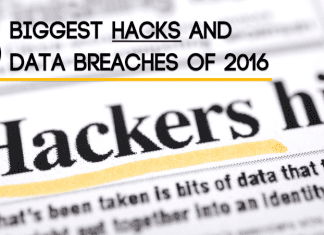 Top 5 Biggest Hacks & Data Breaches Of 2016